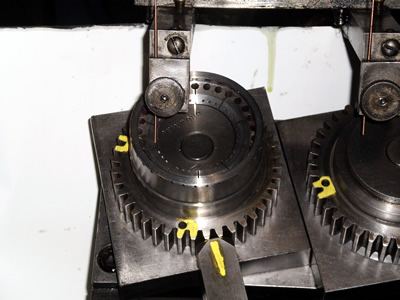 Small Hole EDM